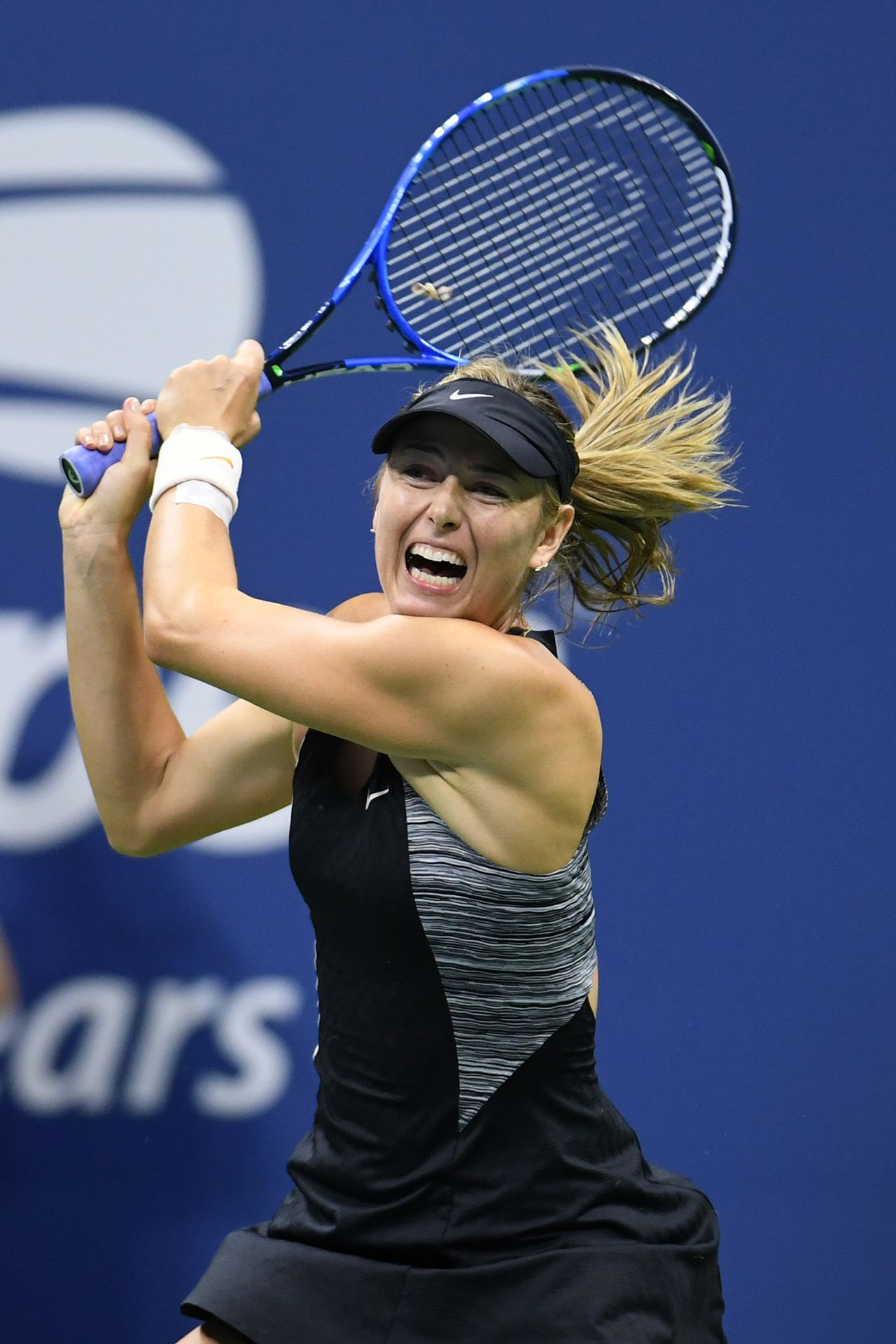 Maria Sharapova – 2018 US Open Tennis Tournament 08/30/2018
