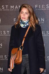 """Marie-Ange Casta – """"First Man"""" Premiere in Paris"""