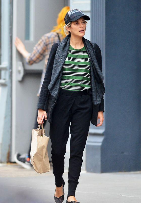 Marion Cotillard in SoHo, NYC 09/23/2018
