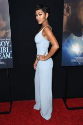 "Meagan Good - ""A Boy. A Girl. A Dream."" Premiere in Los Angeles"