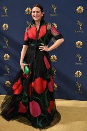 Megan Mullally – 2018 Emmy Awards