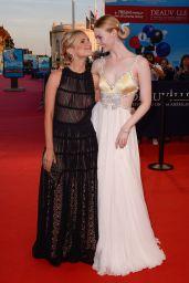 """Mélanie Laurent and Elle Fanning - """"Galveston"""" Premiere at Deauville American Film Festival"""
