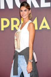 """Melissa Satta – """"The Incredibles 2"""" Photocall in Milan"""