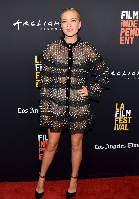 "Meredith Hagner - ""The Oath"" Premier at LA Film Festival"
