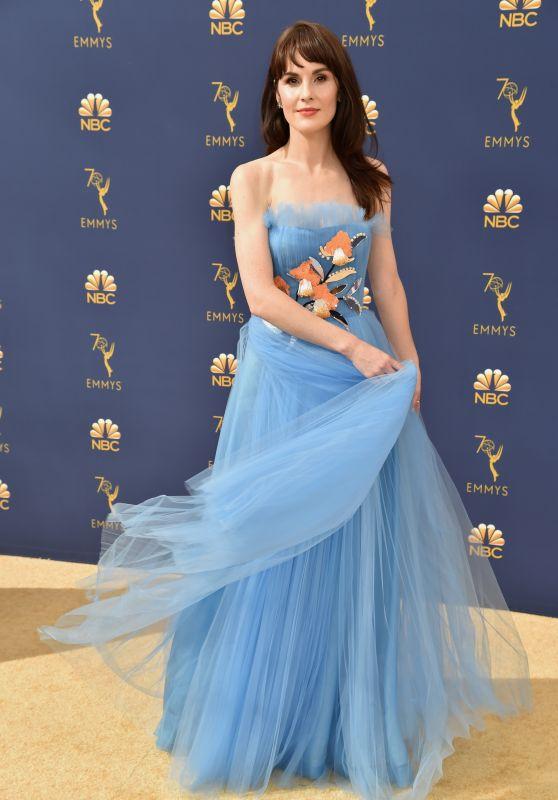 Michelle Dockery – 2018 Emmy Awards