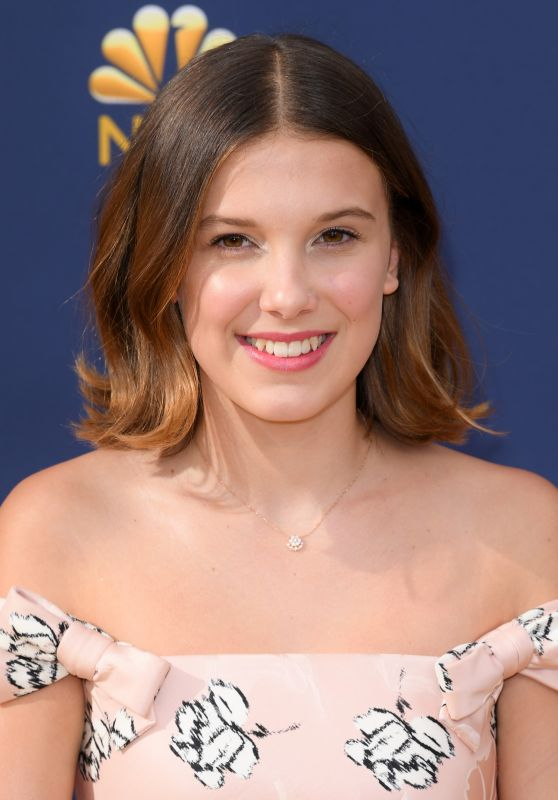 Millie Bobby Brown – 2018 Emmy Awards