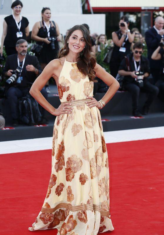"""Miriam Candurro – """"Roma"""" Premiere at Venice Film Festival"""