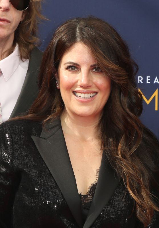 Monica Lewinsky – 2018 Creative Arts Emmy Awards in LA