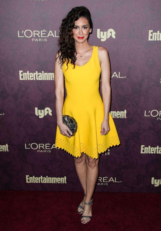 Mozhan Marno – 2018 EW Pre-Emmy Party in LA