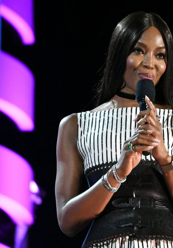 Naomi Campbell - 2018 Global Citizen Festival: Be The Generation in NYC
