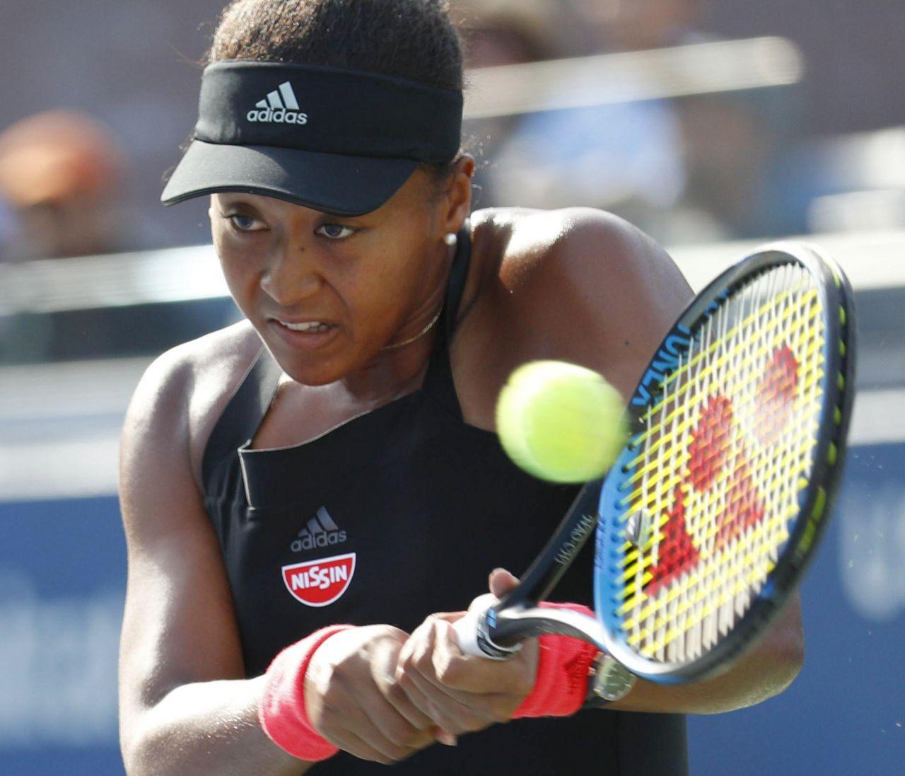 Image Gallery Naomi Duo 2019 07 08: 2018 US Open Tennis Tournament 09/01/2018