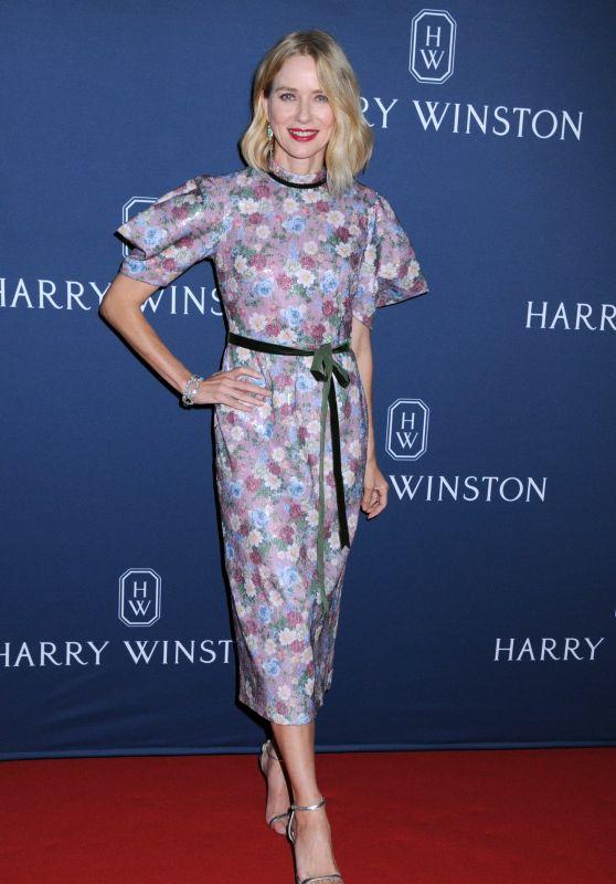 Naomi Watts - Harry Winston Dinner in New York 09/20/2018