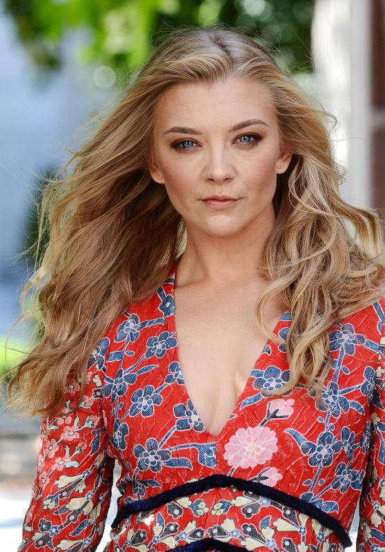 Natalie Dormer - Brown Thomas Autumn Winter 2018 Collections in Dublin 08/31/2018
