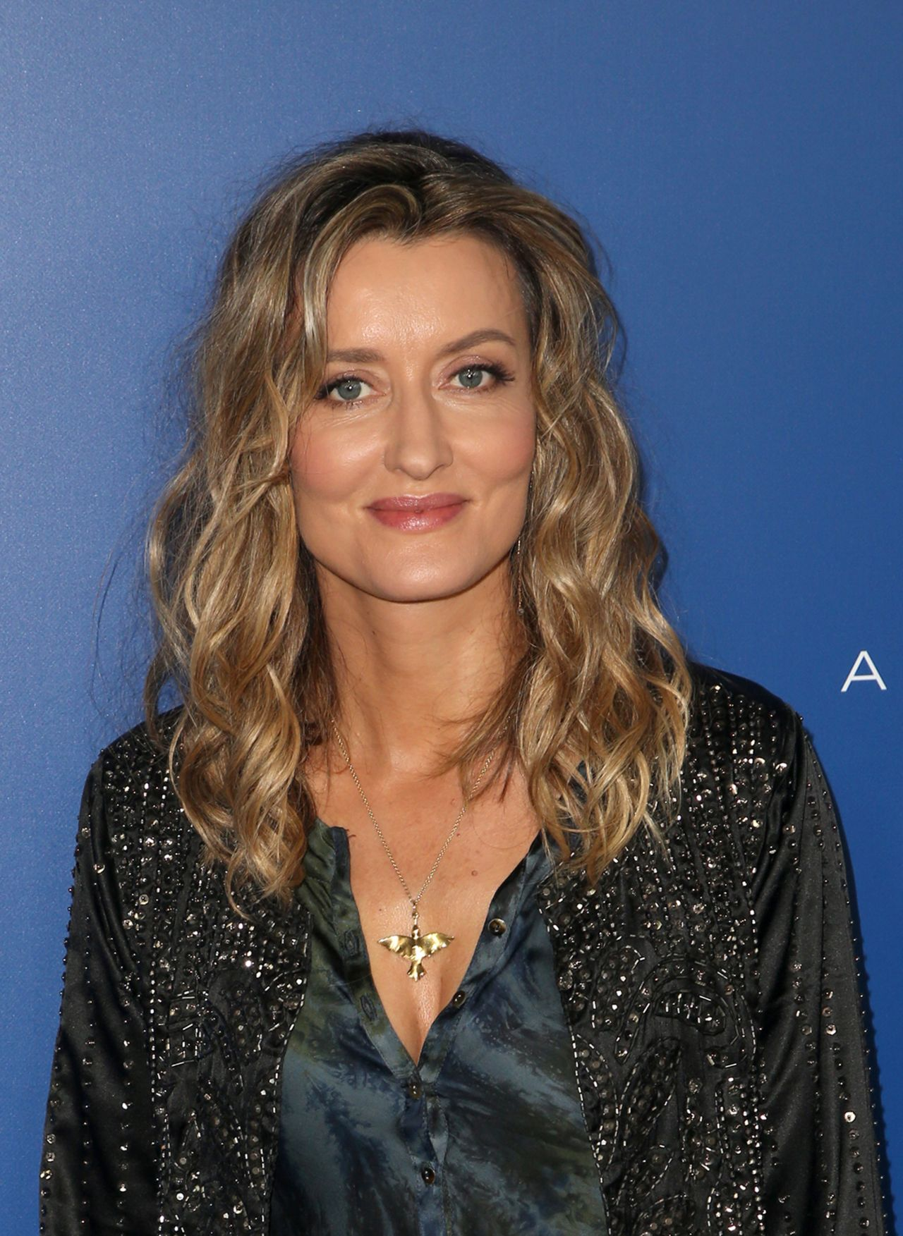 Natascha McElhone - The First Premiere in Los Angeles