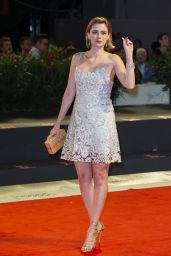 "Nathalie Rapti Gomez – ""At Eternity's Gate"" Premiere at Venice Film Festival"