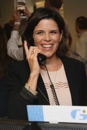 Neve Campbell - Annual Charity Day in NYC 09/11/2018