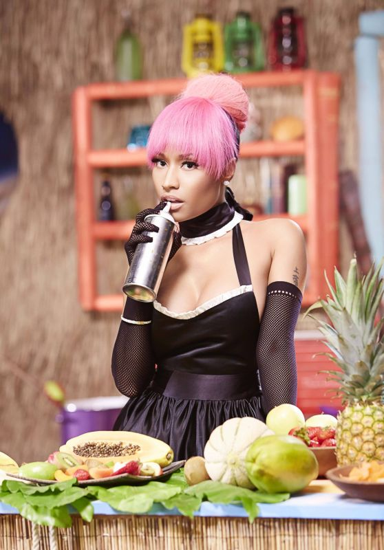 Nicki Minaj Photoshoot, September 2018
