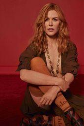 Nicole Kidman - Marie Claire October 2018