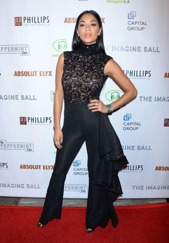 Nicole Scherzinger - 2018 Imagine Ball in LA