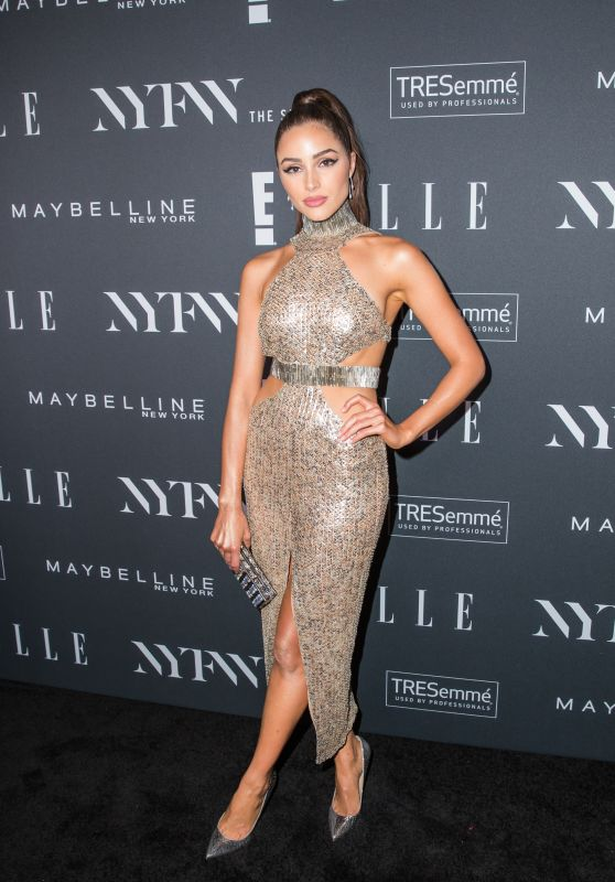 Olivia Culpo – E!, ELLE & IMG Celebrate the Kick-Off To NYFW: The Shows in NYC 09/05/2018