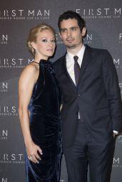 "Olivia Hamilton – ""First Man"" Premiere in Paris"