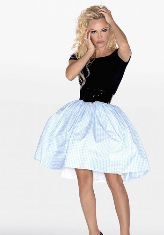 Pamela Anderson - Danse Avec Les Stars 2018 Promoshoot