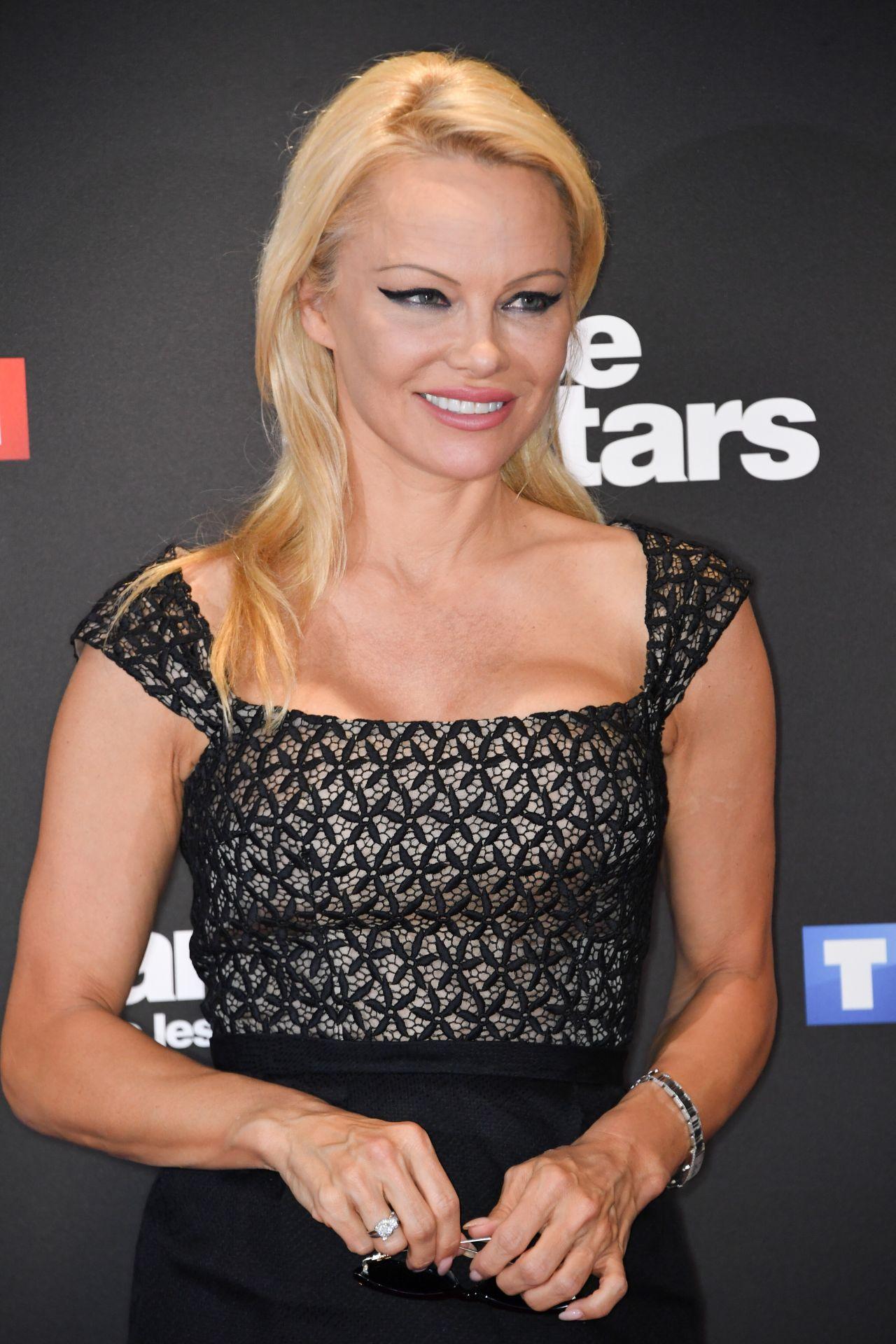 Pamela Anderson Latest Photos - CelebMafia Pamela Anderson