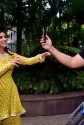 "Parineeti Chopra - ""Namaste England"" Photocall in Mumbai"