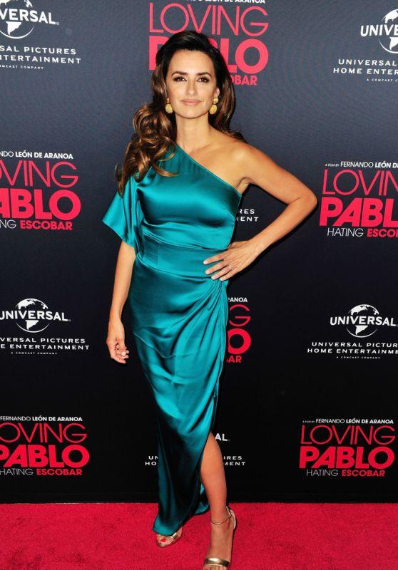 """Penelope Cruz – """"Loving Pablo"""" Special Screening in West Hollywood"""