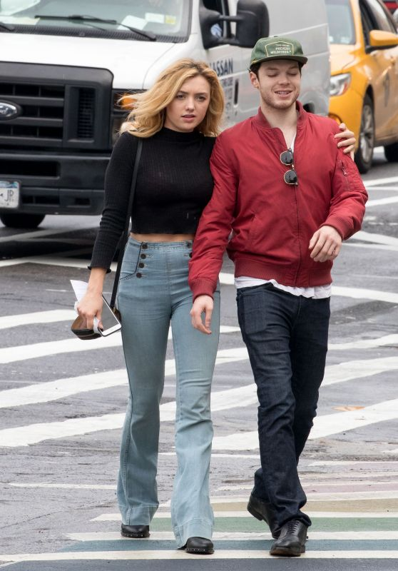 Peyton List - Out in New York 09/18/2018