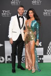 Pilar Rubio - The Best FIFA Football Awards 2018 in London