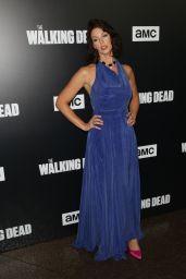"Pollyanna McIntosh – ""The Walking Dead"" Season 9 Special Screening in LA"