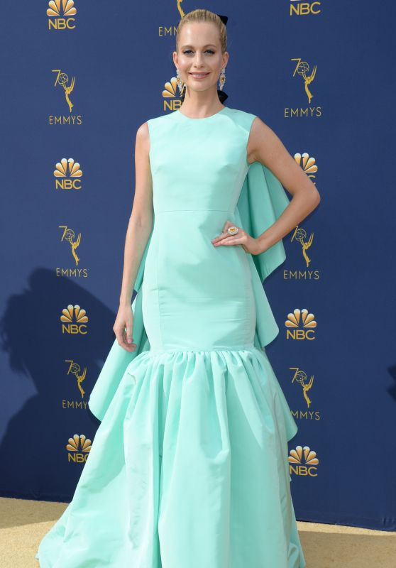 Poppy Delevingne – 2018 Emmy Awards