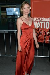 """Radha Mitchell - """"Assassination Nation"""" Premiere in Hollywood"""