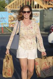 Rebecca Mader - Out in Los Angeles 09/04/2018