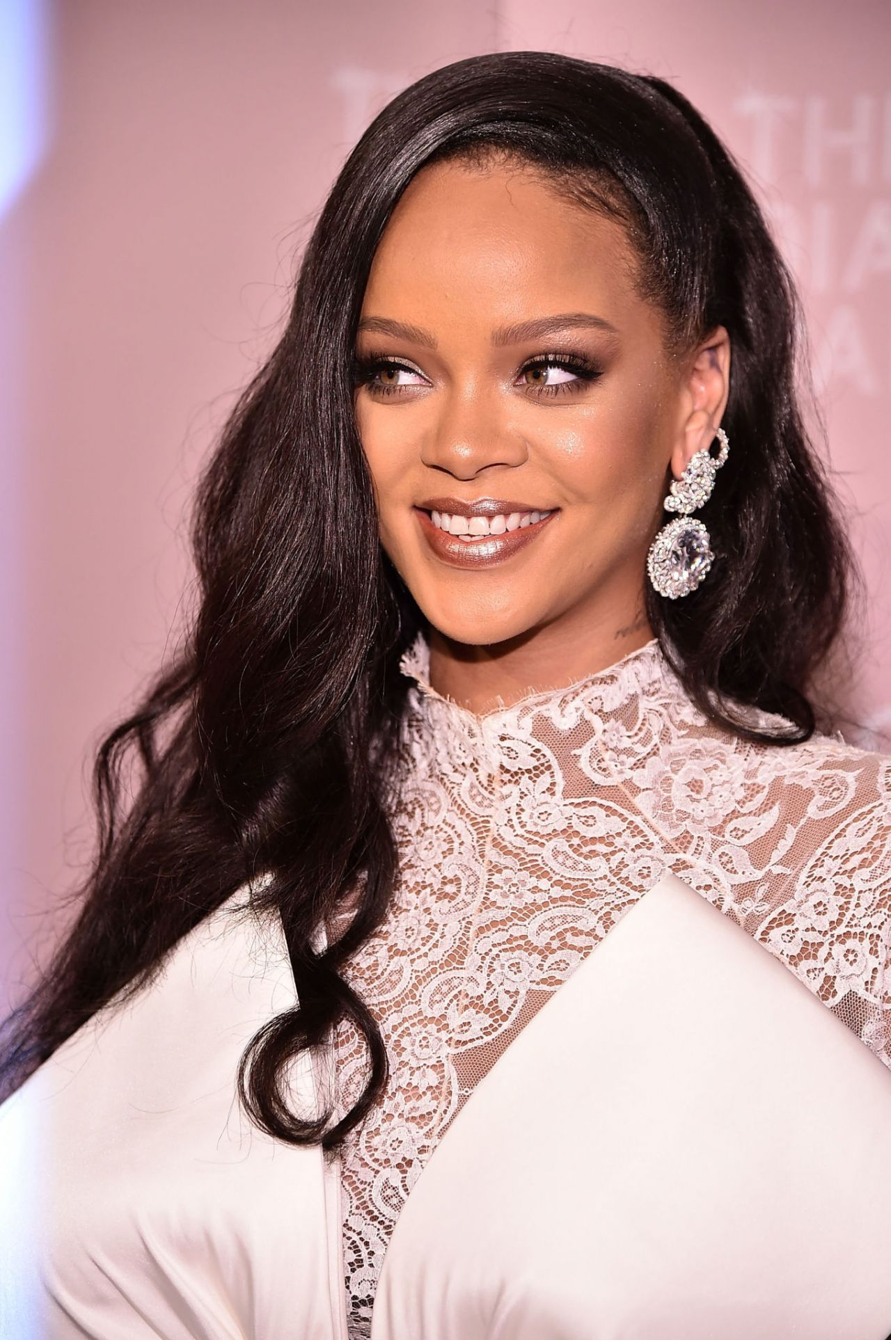 Rihanna 4th Annual Diamond Ball In Nyc