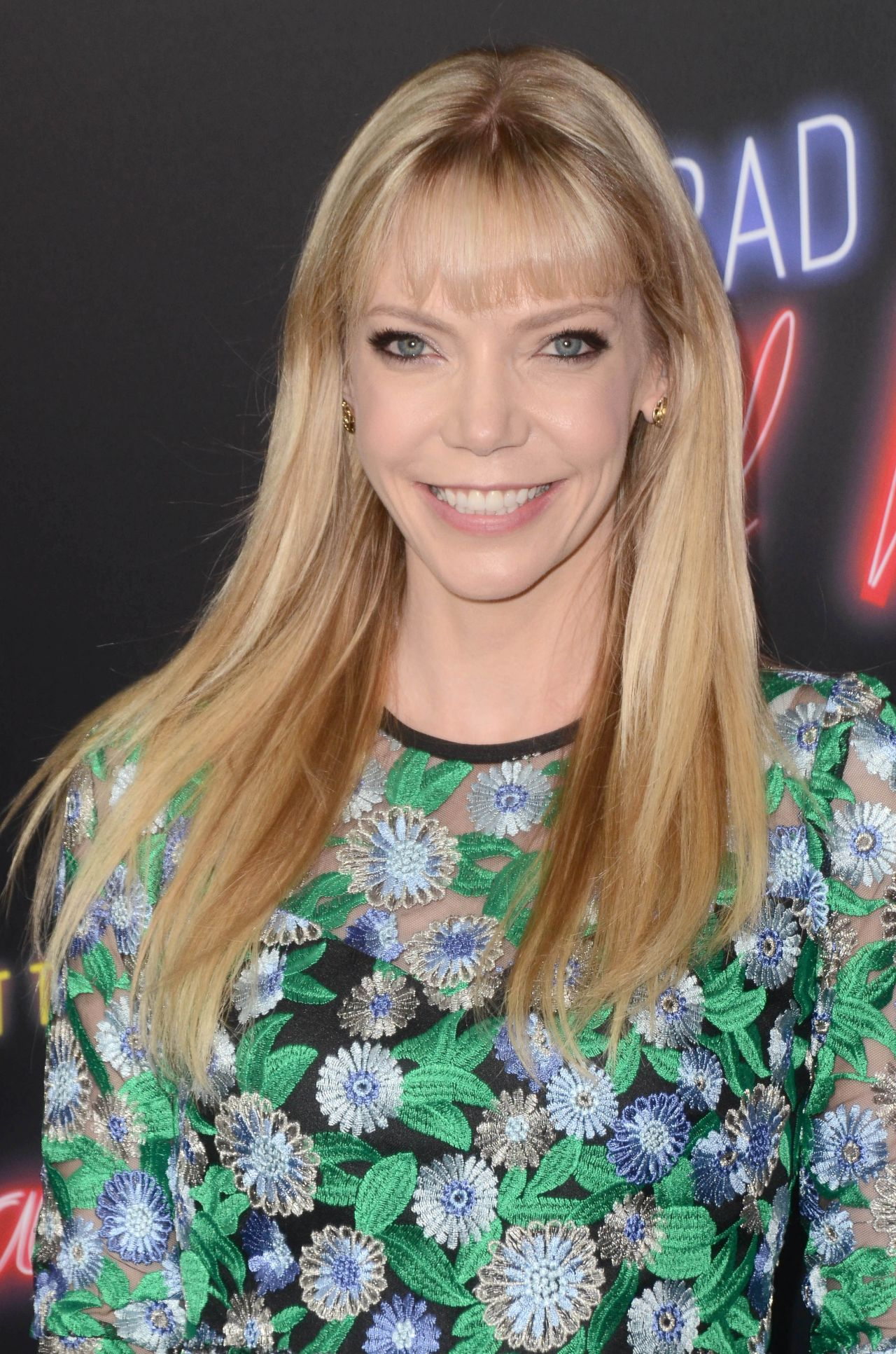 RIKI LINDHOME at The Lego Batman Movie Premiere in Los