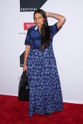 """Rosario Dawson - """"Empire"""" Season 5 Premiere in New York 09/22/2018"""