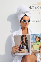 Rosie Williams in Bikini - Girls Weekend Away in Paris 09/08/2018