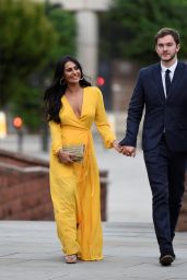 Sair Khan – Eddie Stowbart Charity Ball in Manchester 08/31/2018
