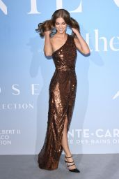 Samantha Gradoville – Monte-Carlo Gala for the Global Ocean 2018