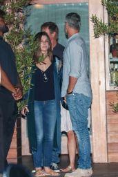 Sandra Bullock - Leaving Soho House With Her Boyfriend and Friends in LA 09/01/2018