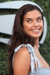 Sara Sampaio - 2018 US Open Tennis Tournament in NY 09/04/2018