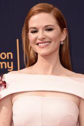 Sarah Drew – 2018 Creative Arts Emmy Awards in LA