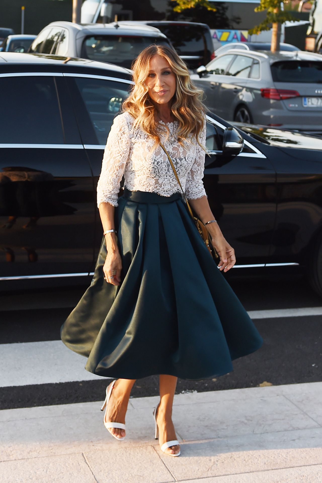 Sarah Jessica Parker Style - Out in New York 10/02/2018