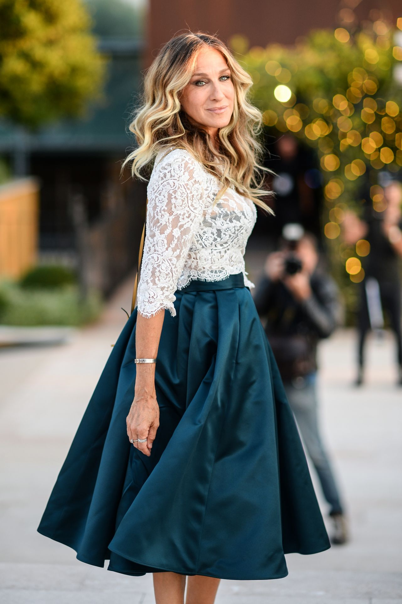 Sarah Jessica Parker Style - Fashion Pictures of Sarah