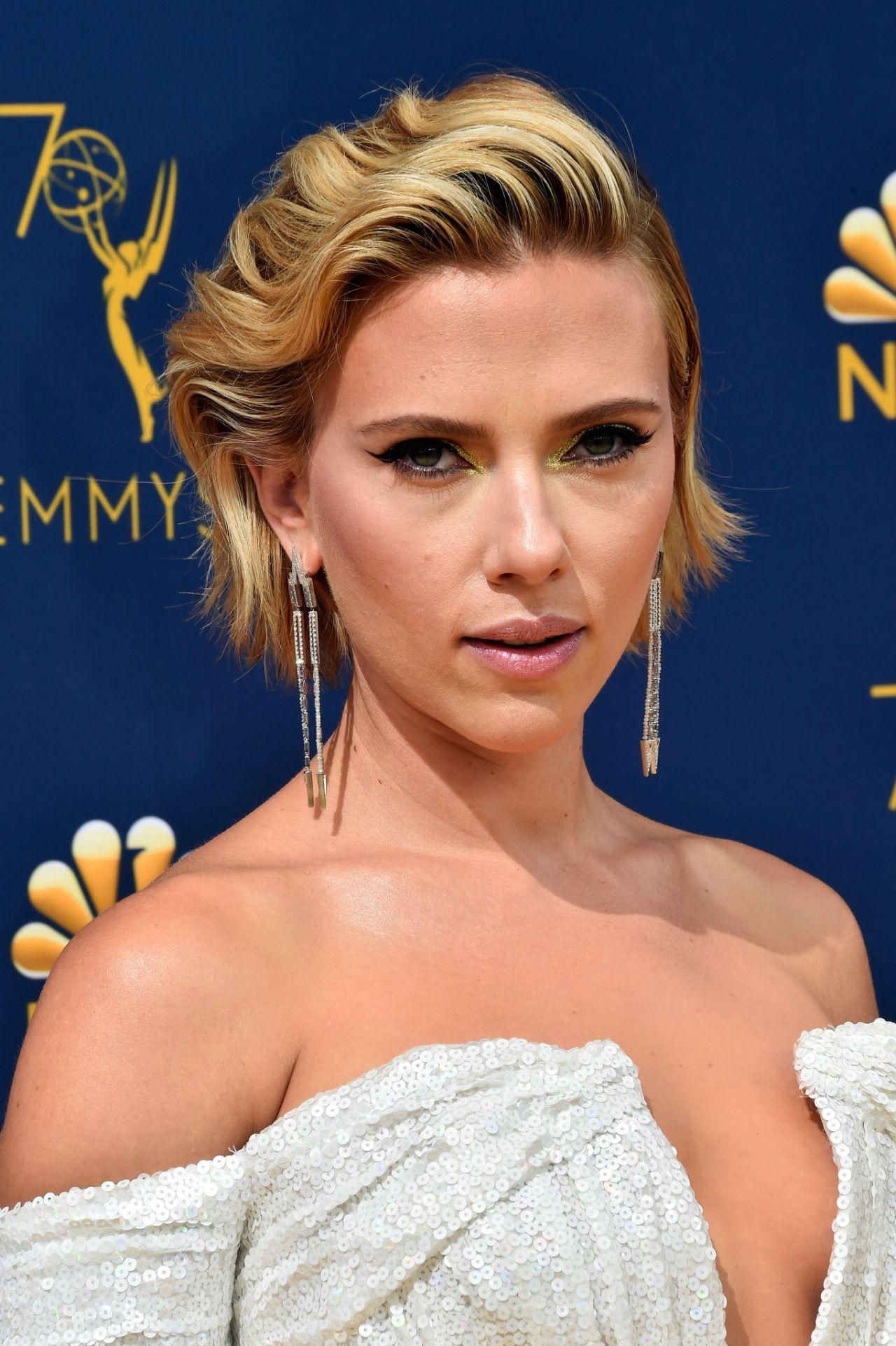 Scarlett Johansson – 2018 Emmy Awards Scarlett Johansson