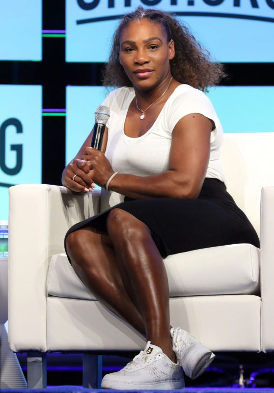Serena Williams - Shop.org Digital Retail Conference in Las Vegas 09/14/2018