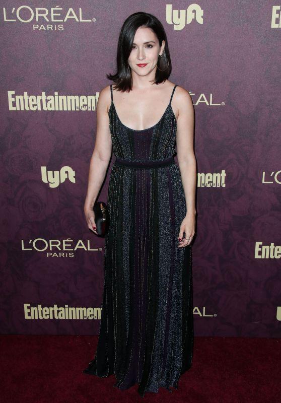 Shannon Woodward – 2018 EW Pre-Emmy Party in LA