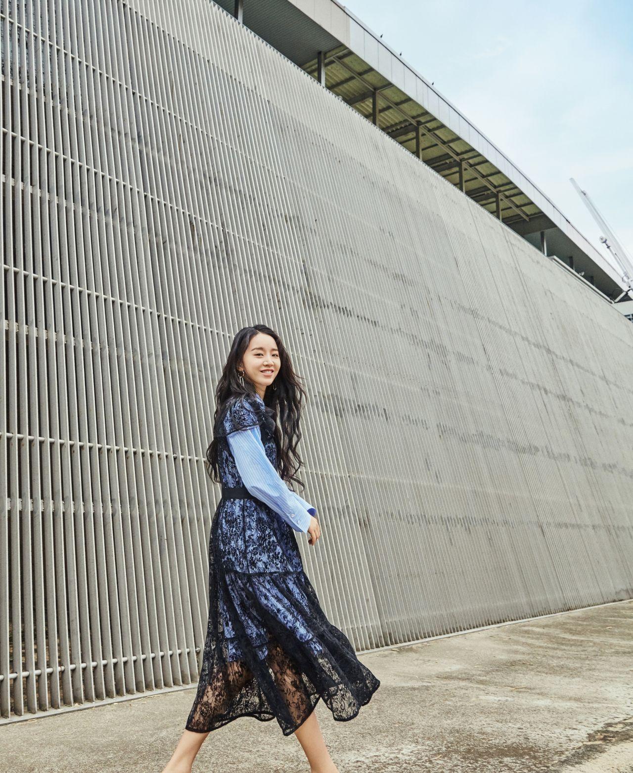 Shin Hye Sun - Photoshoot for it MICHAA F/W 2018
